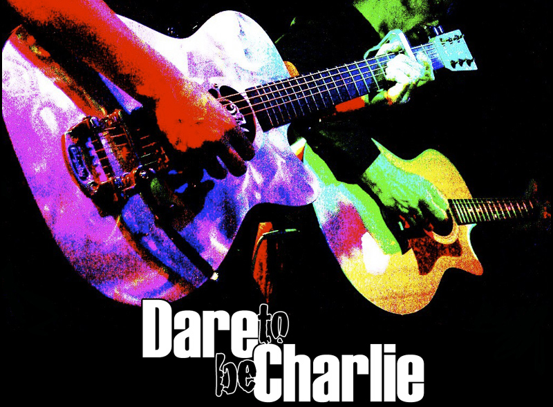 Dare To Be Charlie | Hot rock duo